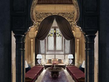 室内方案表现-向阳