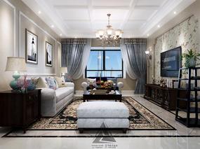 【混搭】家装室内设计空间表现