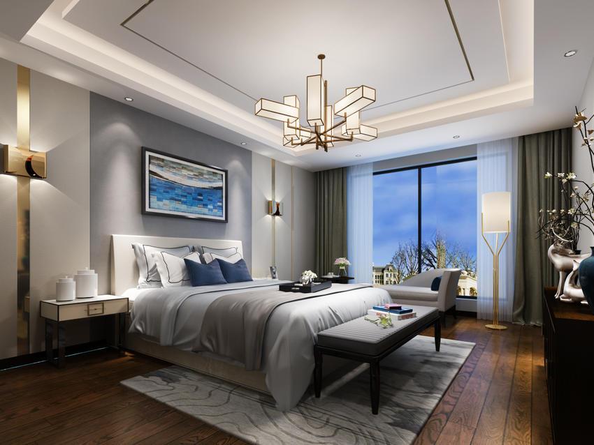 【现代卧室】5分钟让你充满设计灵感