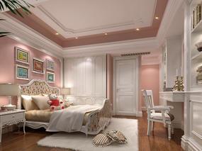【干货资源】别墅样板房丨家装效果图+配套CAD丨2.61G