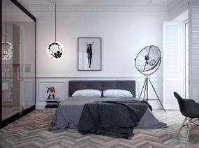 【干货资源】 北欧家居住宅丨室内家居样板房高清效果图+配套CAD丨908.79MB