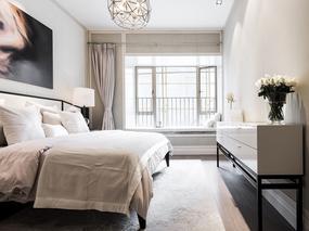 【干货资源】北欧样板间丨家居住宅 CAD+平面设计效果丨672.6MB