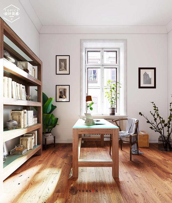 【设计灵感】家居设计新潮流-北欧风