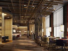 新城酒店设计效果图