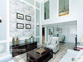 浪漫欧式样板间   简约呈现  样板间设计  王凤波设计机构