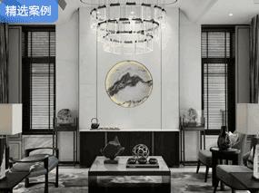 深圳大集意巢设计 l 绿岛湖别墅样板房装修设计