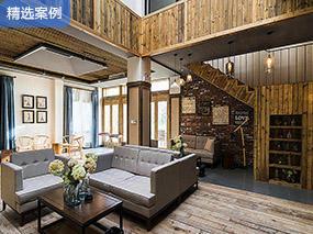 已夏设计 l 民宿装修设计表现