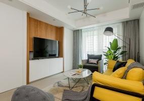阳光郡公寓 | 北欧风格