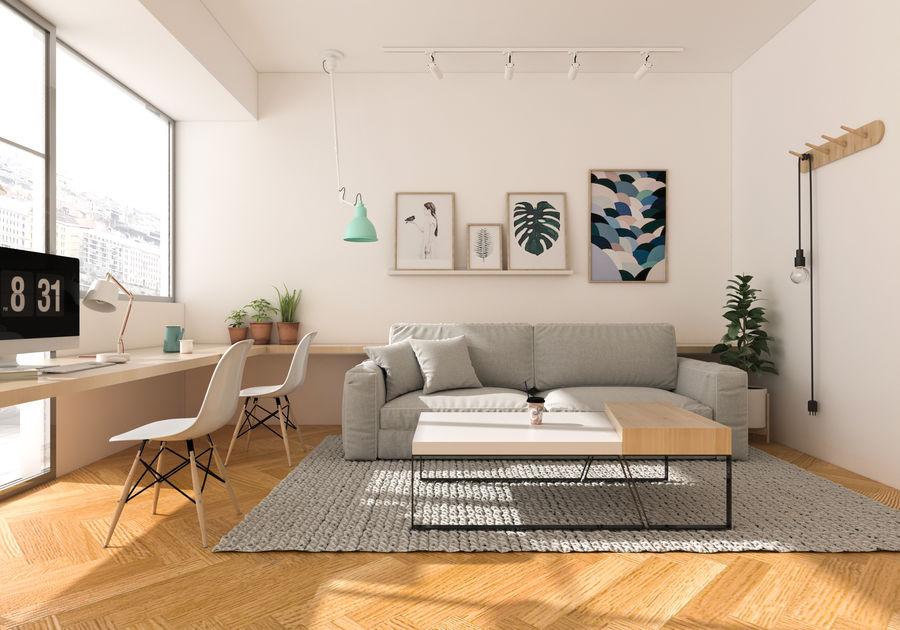 多瑙河畔-单身公寓