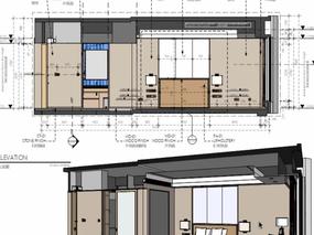 LayOut室内设计施工图——PDF矢量图纸输出和显示模式区别