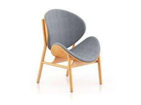 【素材分享】45款精品现代坐椅