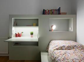 这样的室内空间设计就问你【稀不稀饭】