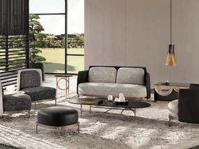 MERIDIANI家具现代风格,精致雅致家居设计