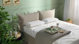 法式DORSAL床高端家具,浪漫诗意生活_意大利之家