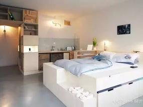 告别蜗居生活,设计圈小空间公寓设计sjq315