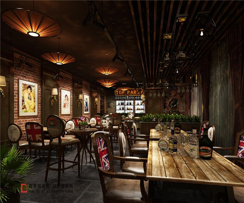 海淀区BAR MARSOI酒吧《民国映像》