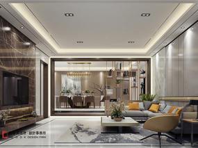 奢华只是形式,生活才是内容——北京星河湾(高迪愙设计作品)