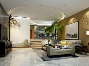 中国风的美,美在风骨和意境——康隆园(高迪愙设计作品)