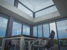 厂区楼顶与阳台的改造
