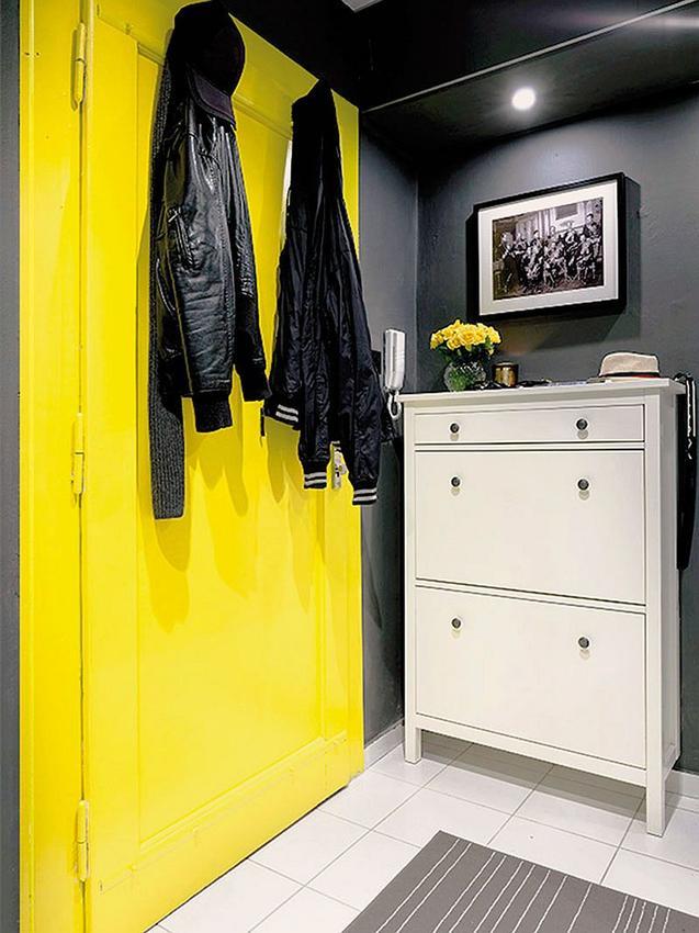 低成本效益的改造,小型公寓的空间重生