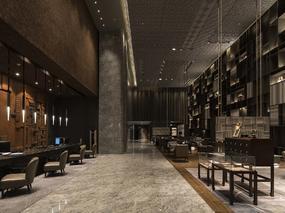 YANG杨邦胜设计集团作品:南京金鹰国际酒店