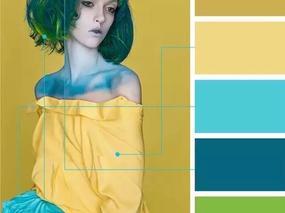 零基础也能学会,简单实用的配色方法