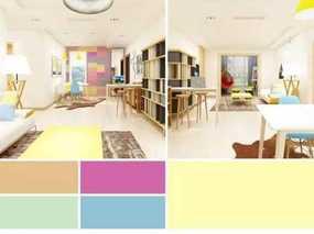 室内色彩的搭配奥义