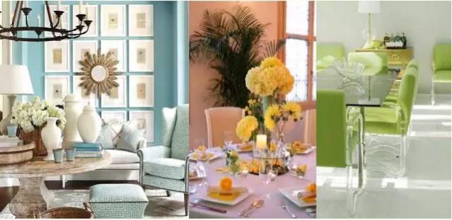 室内软装配色教程,不同色调的配色法则