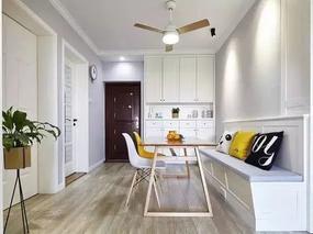 【玄关】房子太小,如何设计实用的入门空间?