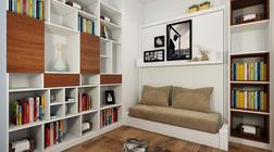 创意无限之隐藏起来的家具