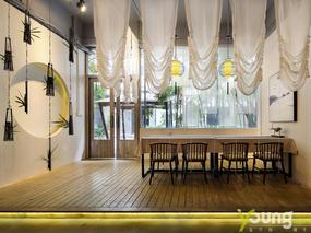 漾设计Young Design|《禅茶一味》深圳1980文化产业创意园