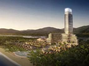 品竹设计:这家三亚的酒店设计非常适合度假!