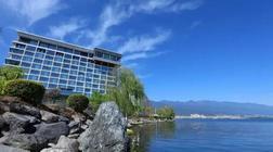 品竹酒店设计:这家大理酒店设计的新中式很有亮点