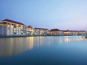 品竹设计:这家无锡度假酒店设计可在浴缸中看太湖
