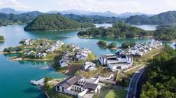 品竹酒店设计:千岛湖有一家新中式酒店设计