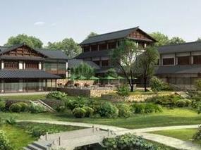 品竹设计:这家酒店设计只有七栋别墅
