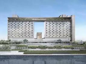 品竹酒店设计:这家南京酒店设计隐身都市面朝长江