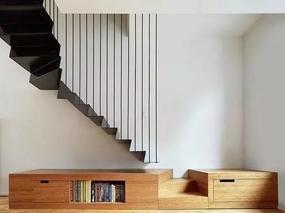 【干货分享】楼梯设计,从材料道尺寸都在这!