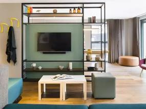 三款色调教你如何进行家居空间配色