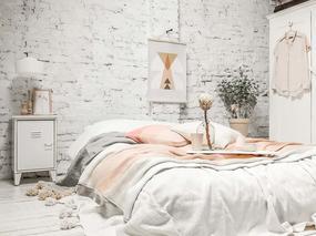 哇塞!白色梦幻卧室是这样打造的!