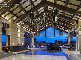 独尊建筑摄影:昆明洲际酒店专业摄影图