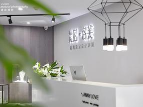 独尊建筑摄影:VANNYLOVE 梵尼·洛芙珠宝定制 | 商业空间