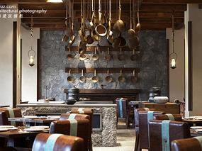 独尊建筑摄影:保利雅途藏式酒店  |  专业酒店摄影