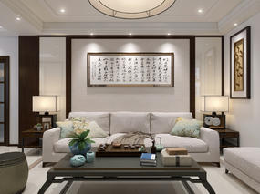 中式小套房