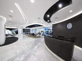 数字工业 办公室设计<林风设计>