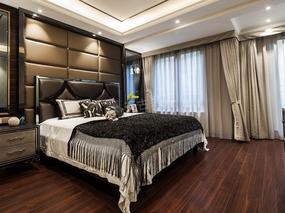 洋房现代轻奢风格设计,天古设计师胡文