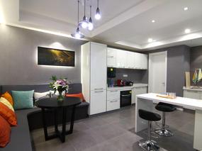 135平现代风格设计 —— 七九八零室内设计