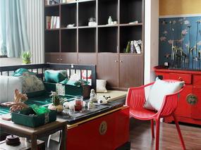 七九八零室内设计工作室出品 —— 新中式LOFT设计风