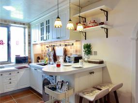 53平美式风格设计 —— 七九八零室内设计出品