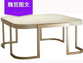 【魏哲建模图文】简约桌子制作-进阶推荐